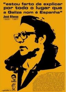 José Afonso, um amigo da nação galega