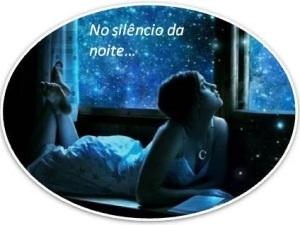 LOGOTIPO sillencio da noite