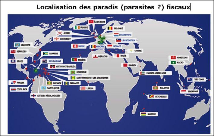 Paraíso fiscal IX