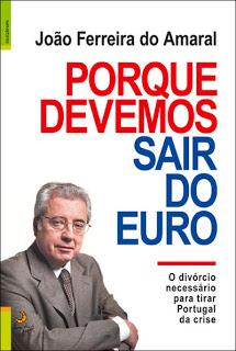Porque devemos sair do eurojoaompmachadoFaut-il sortir de l'euro