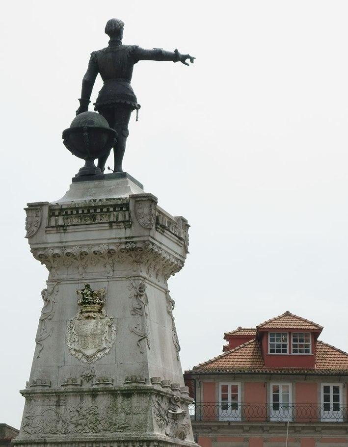Infante D. Henrique - Jardim do Infante