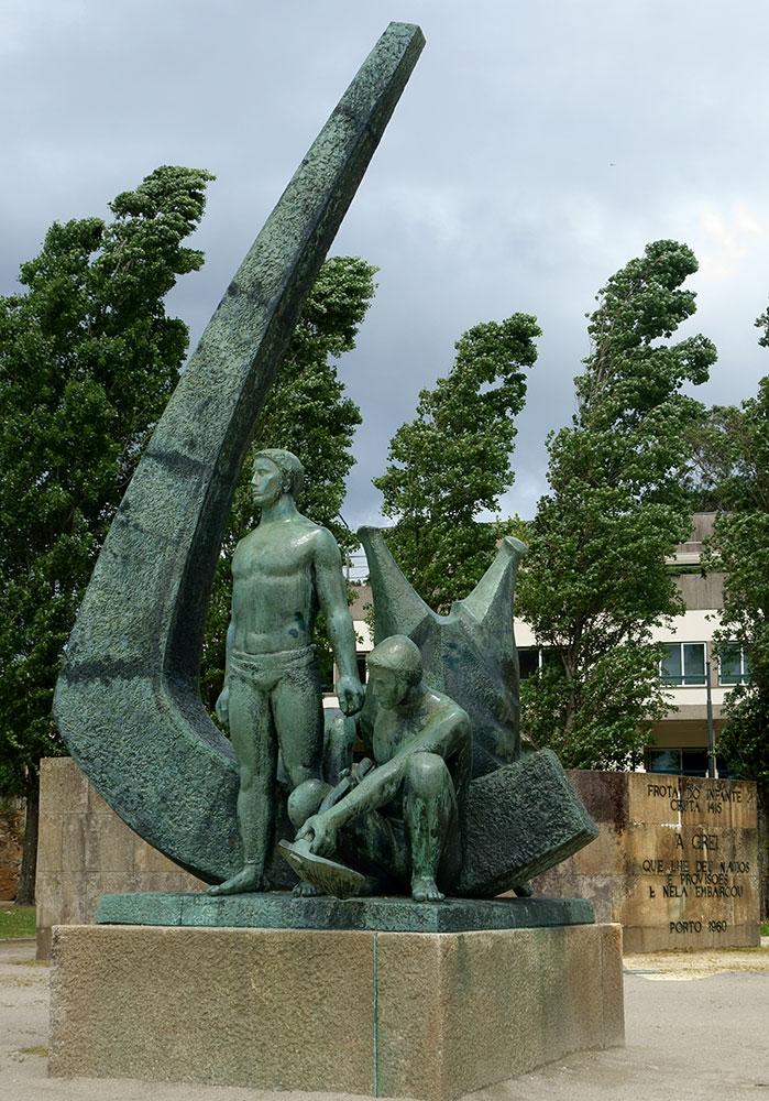 Monumento à expedição a Ceuta (1415)