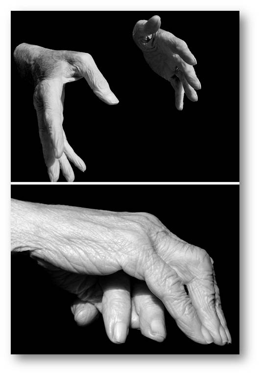 Mãos de hoje que foram de sempre – poema de Adão Cruz | A Viagem ...