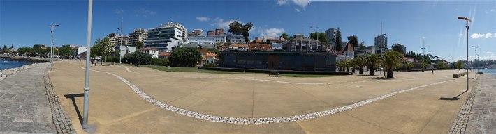Cantareira + Jardim conquistado ao rio Douro