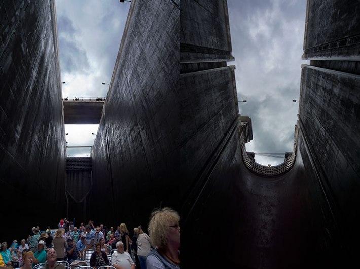 Eclusa da Barragem do Carrapatelo