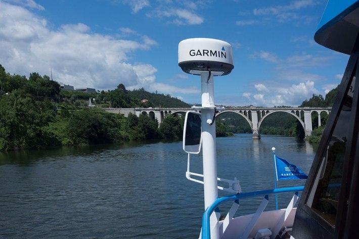 Rio Tâmega - Ponte Duarte Pacheco