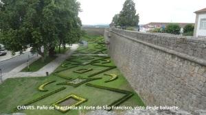 4. Entrada al Forte de São Francisco