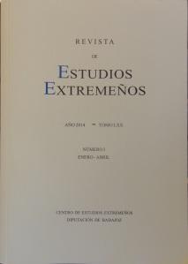 Revista Estudios Extremeños