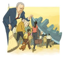 Bloomberg-sweeping-poor-under-the-rug