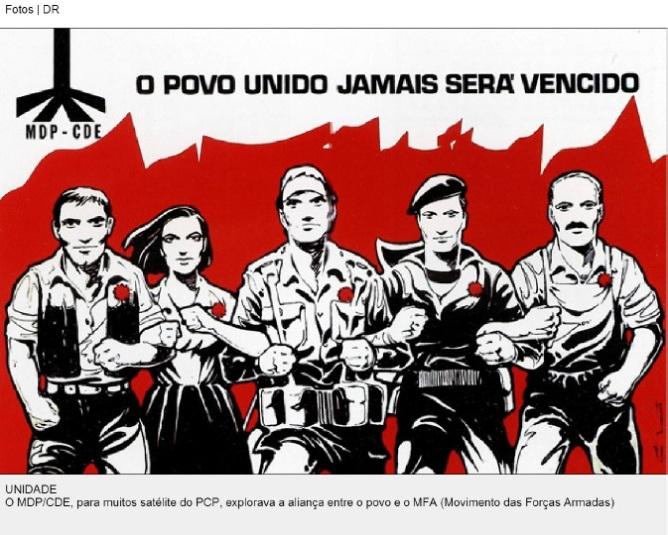 Cartaz 1 eleições 1975