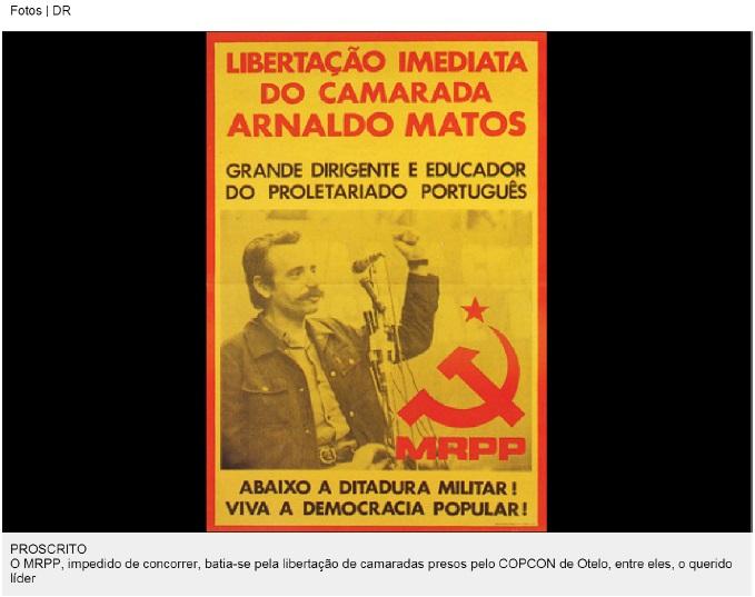 cartaz MRPP