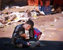 pobreza na grécia