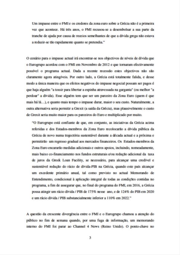 edward hugh - confronto entre fmi e ue - III