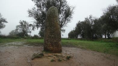4. Menhir dos Almendres