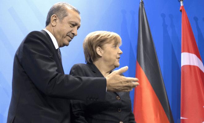 Erdogan - Merkel