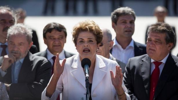 O primeiro golpe de estado do parlamentarismo corrompido