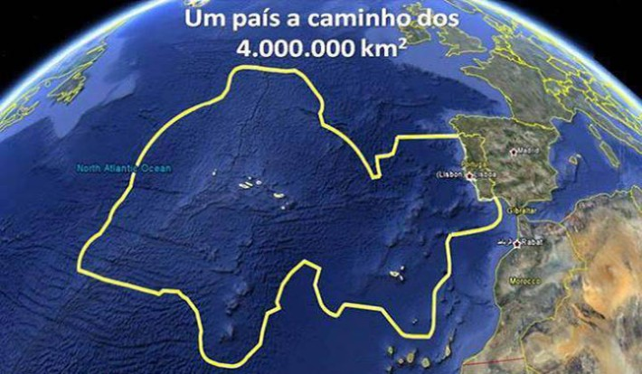 AS FRONTEIRAS DE PORTUGAL