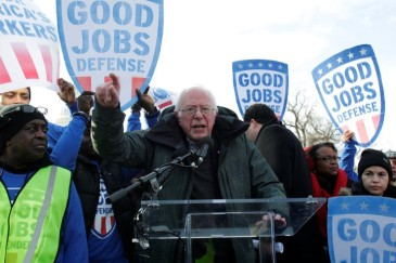 Bernie Sanders tem um plano
