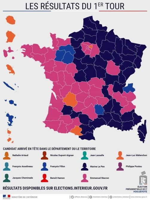 Texto 7 mapa resultados eleicoes França