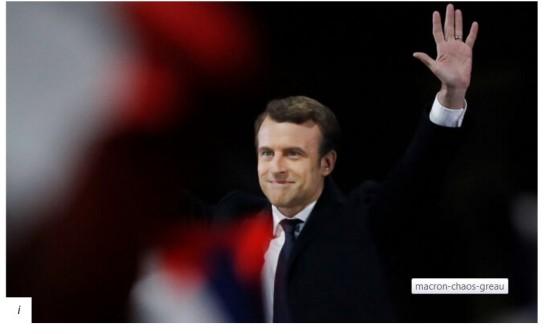 França Legislativas 2017 Macron a festa acabou