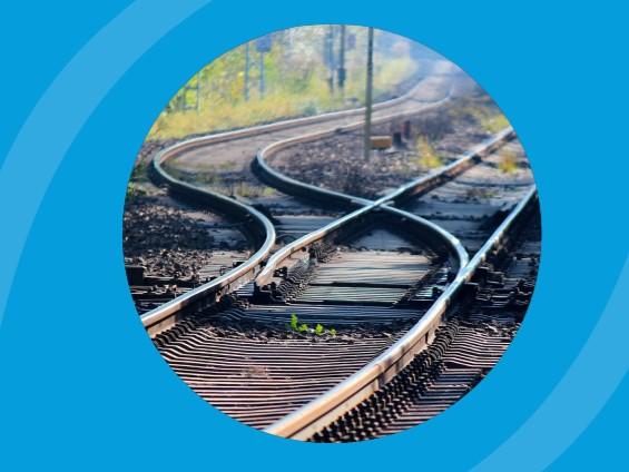 Parte I texto 15 Agulhagem de linhas ferroviárias Shutterstock