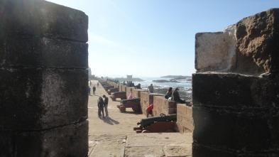 Essauira. De fortaleza portuguesa. Patrimonio de la Humanidad.