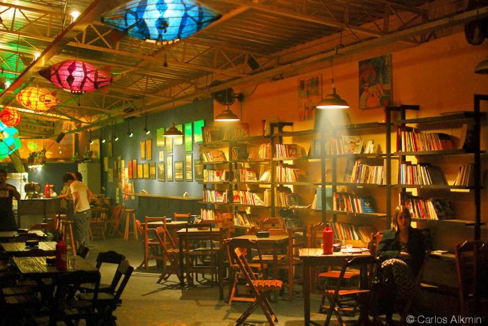 Alternative bookstore (