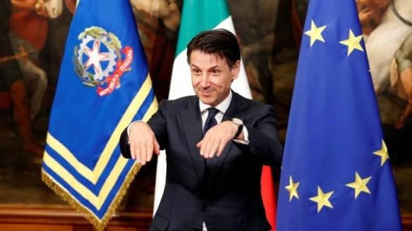 8 A falta de reforma da Europa, e não a Itália 1