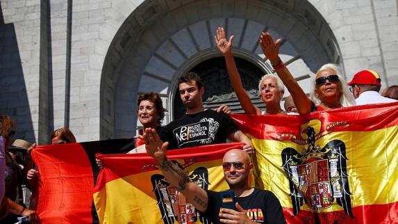 Ressurgir ideologia franquista 1