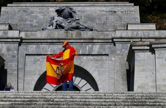Ressurgir ideologia franquista 3