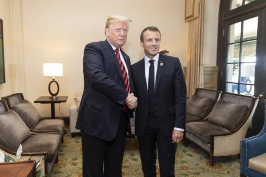 Venezuela 12 quando Trump e Macron 1