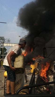 Venezuela 18 dia d 23F 3