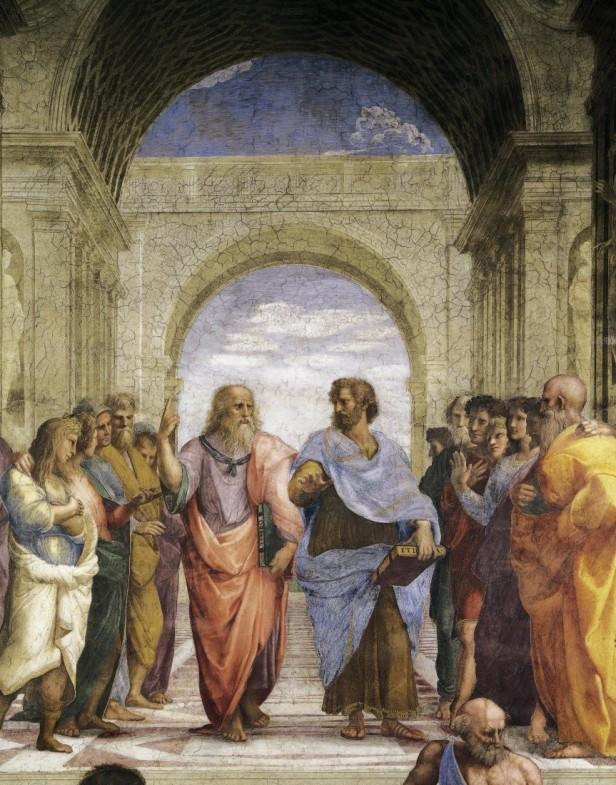 1 Olhemos para a realidade atual a partir de Esparta e de Atenas 10