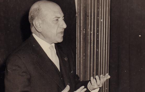 Carvalho no facho 1966
