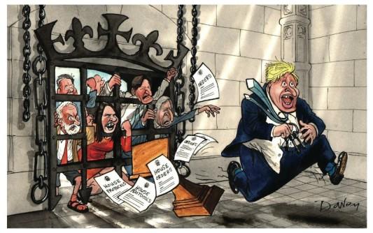 13 Esta é a Guerra das ilhas Falkland de Boris 1