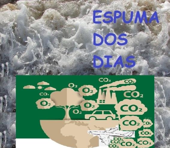 Espuma dos dias limite CO2