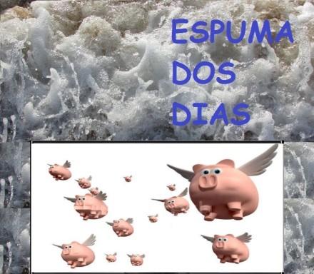Espuma dos dias_porcos podem voar