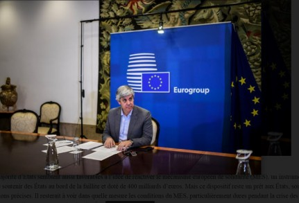 Texto 25. É necessário abrir as portas do Eurogrupo 1