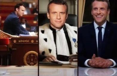 104 Emmanuel Macron Ilegalidade ilegitimidade e impostura 2a PARTE 1