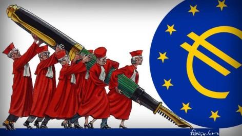 Texto 36. Tribunal alemão decide retomar o controlo com o acórdão sobre o BCE 1
