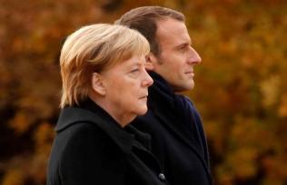 Texto 39. Emmanuel Macron diz que é tempo de pensar o impensável 8