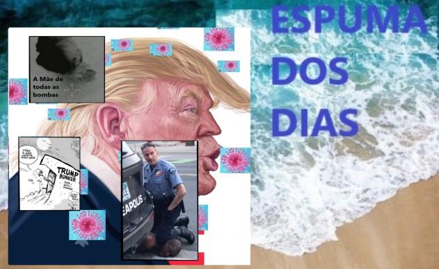 """Trump e o Covid-19 – 2 textos, dois olhares: """"A força de Trump"""" por Francisco Seixas da Costa e """"O legado do nosso pecado original"""" por Paul Krugman"""